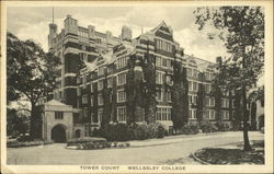 Tower Court, Wellesley College