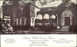 Betsey Mills Dining Room, Fourth and Putnam Streets