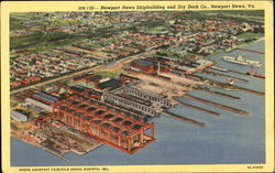 Newport News Shipbuilding And Dry Dock Co