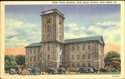 Clock Tower Building, Rock Island Arsenal