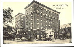 The Lee House, 15th & L Streets