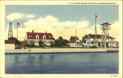 U. S. Coast Guard Station