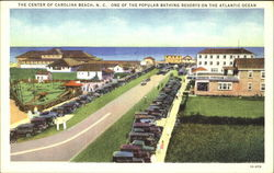 The Center Of Carolina Beach