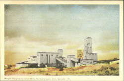 Wright-Hargreaves Gold Mine