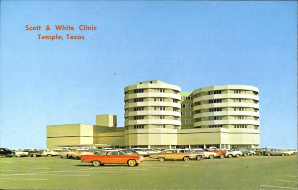 Scott White Clinic Temple Tx