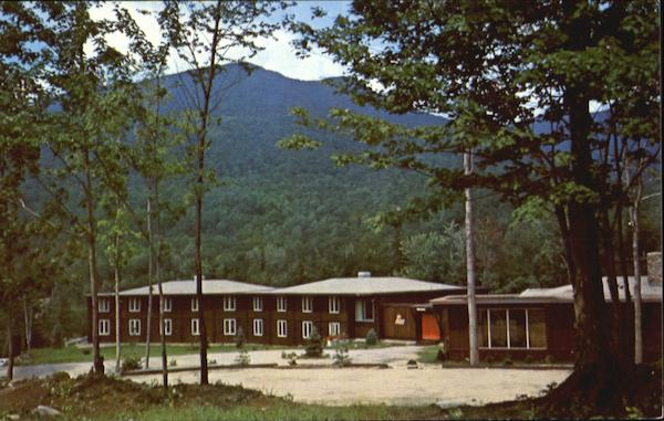 Loon Mountain Motor Lodge On The Kancamagus Highway
