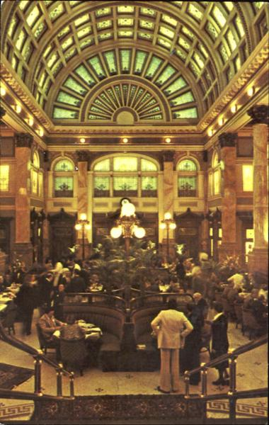 Grand Concourse Restaurant, One Station Square Pittsburgh Pennsylvania