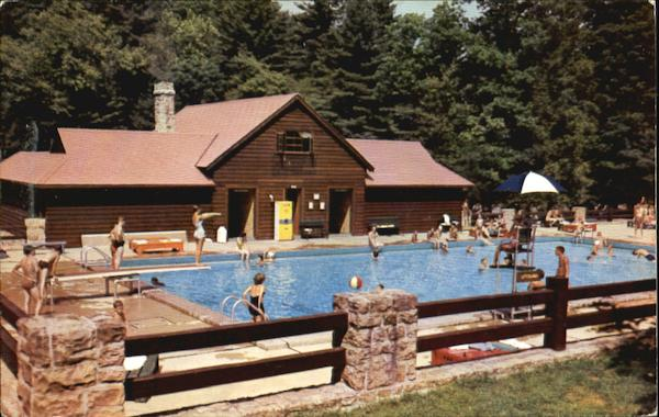 Swimming Pool Watoga State Park Marlinton Wv