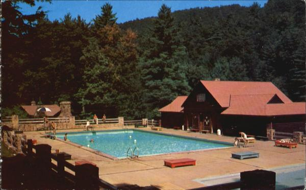 Watoga State Park Swimming Pool Marlinton Wv