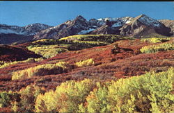 Autumn In The Colorado Rockies