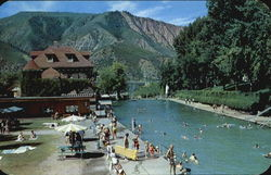 Hot Springs Swimming Pool