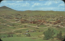 Vista Of Cripple Creek