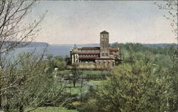 The Cloisters In Fort Tryon Park