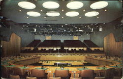 United Nations Economic And Social Council Chamber