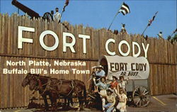 Greetings From Fort Cody Trading Post