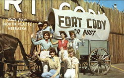 A Big Hello From The Fort Cody Gang
