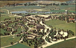 Aerial View Of Father Flanagan's Boys' Home
