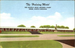 The Holiday Motel, 15 Miles North