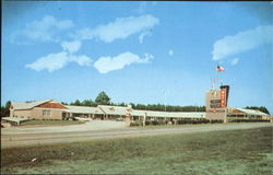 General Kershaw Motel, U. S. 601 & U. S. 521