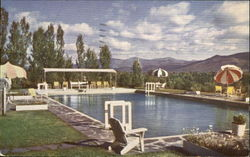 Mountain View House Swimming Pool, White Mountains
