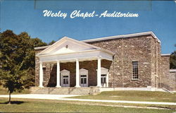 Wesley Chapel-Auditorium, Houghton College