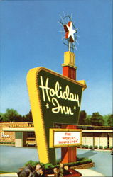 Holiday Inn, U. S. 29 South Postcard