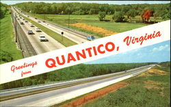 Greetings From Quantico