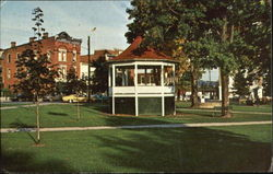 The Bandstand In Village Park Restored In 1971