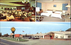 Quality Inn-Vineyard, Located 700 feet west of N. Y. State Thruway Interstate 90 Exit #59