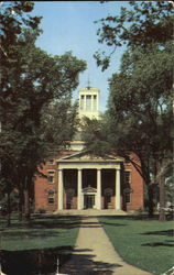 Middle College, Beloit College Postcard