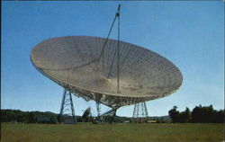 300-Foot Transit Radio Telescope, The National Radio Astronomy Observatory