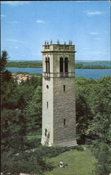 Carillon Tower Postcard
