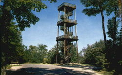 Lookout Tower Peninsula State Park, Door County