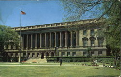 The Wisconsin State Historical Society Building, 816 State Street Postcard