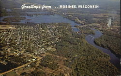 Greeting From Mosinee