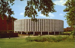 Harielson Hall Or The Round Bldg, North Carolina State University