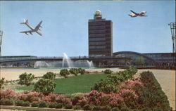 Arrival Building—New York International Airport, Idlewild, Queens