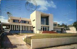 Bar Association Building-College Of Abogados Postcard
