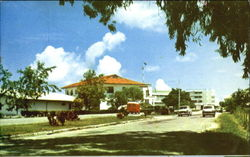 View Of Beach Street, Labuan