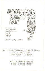 National Post Card Week 1987