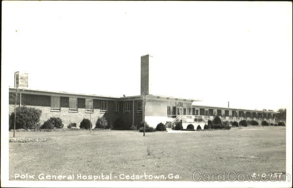 Polk General Hospital Cedartown Georgia