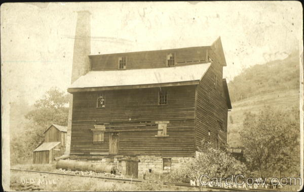 Old Mill New Cumberland West Virginia