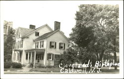 Cleveland's Birthplace