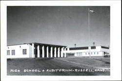 High School & Auditorium