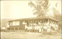 Y.W.S. Camp