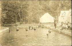 Swimming Pool Y.W.S. Camp
