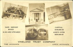 Vineland Trust Company Bank Multi View