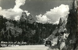 Black Hills Of So. Dak