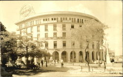 Antique Photo of a Ballpark