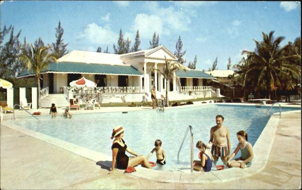 Balmoral Club Nassau Bahamas Caribbean Islands